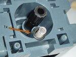 O-Ring 0080-15 EPDM für Cremaventil Brühgruppe...