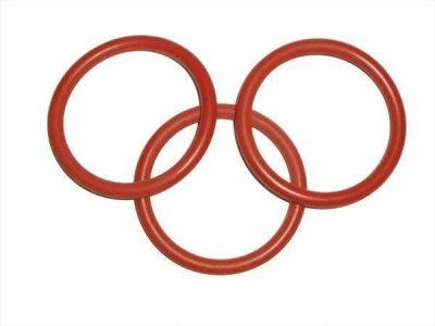 3 x O-Ring für Kolben Brühgruppe DeLonghi