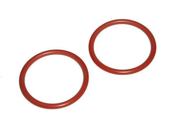 2 x O-Ringe für Kolben Brüheinheit