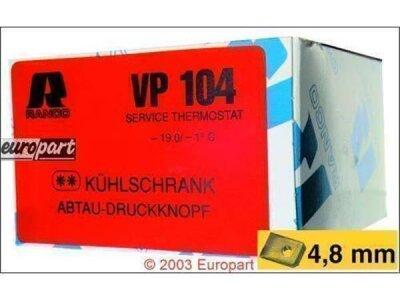 Kühlthermostat Ranco VP104