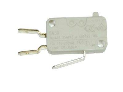 Mikroschalter D45X zu Heizpatrone und Tropfschale
