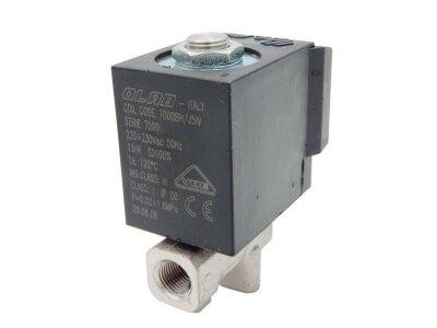 2-Wege Magnetventil 230V OLAB 7000BH/J5IV