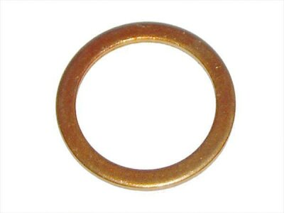 Flachdichtung Kupfer 22x17x1,5mm