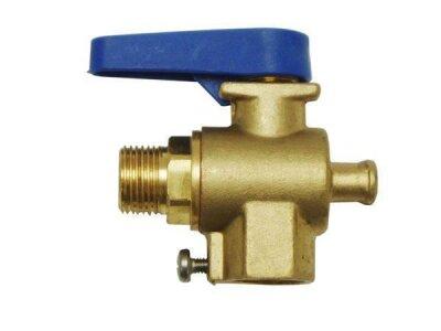 Wasserhahn für manuelle Wasserenthärter