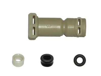 Raccord 5mm (1) zu Delonghi Thermoblock mit O-Ringe