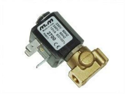 2-Wege Magnetventil 230V M&M B297DVE
