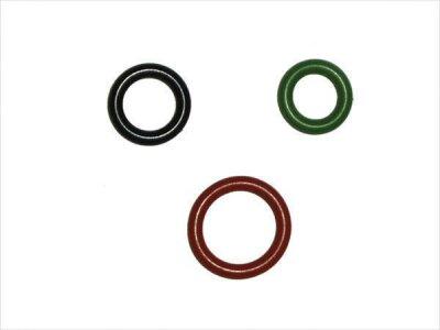 Delonghi Dichtsatz O-Ring an der Kupplung ECAM Aufschäumer 3 Dichtungen