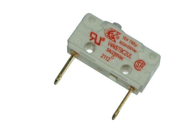 Mikroschalter 2-Polig zu Thermoblock DeLonghi