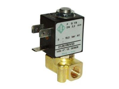 2-Wege Magnetventil 230V ODE 21JN1R0V23