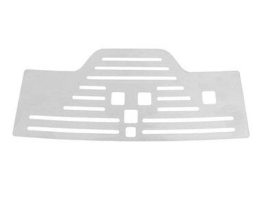 Abtropfgitter aus Edelstahl für Philips Saeco Royal One Touch
