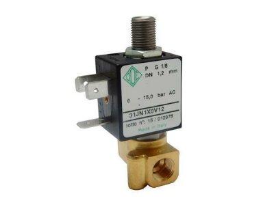3-Wege Magnetventil 230V ODE 31JN1X0V12