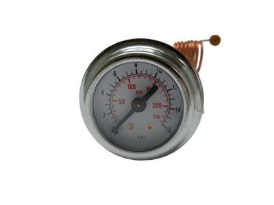Pumpenmanometer für Isomac Tea und Zaffiro