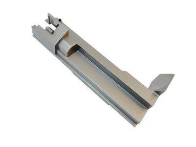 Kunststoffblende silber für DeLonghi ESAM6620 und 6700