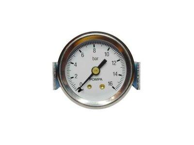 Pumpenmanometer für Bezzera und ECM
