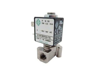 2-Wege Magnetventil 230V ODE 21JN1R0V23-TS