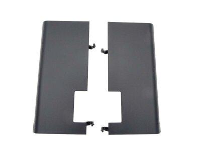 Set Bohnenbehälterdeckel + Wassertankdeckel schwarz/matt für Philips Saeco Exprelia