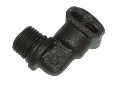 Winkel für Pumpenanschluss